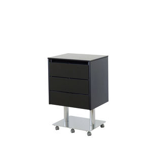 treatment trolley / for beauty salons / laminate