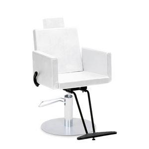 metal makeup chair