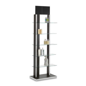 beauty product display rack