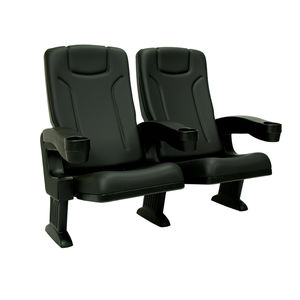 fabric cinema seating