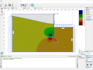 geotechnical calculation software