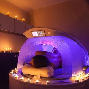 spa capsule