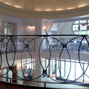 acrylic railing