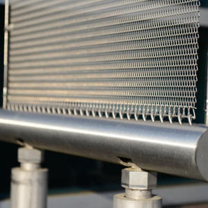 metal fastening system / for facade cladding / interior / exterior