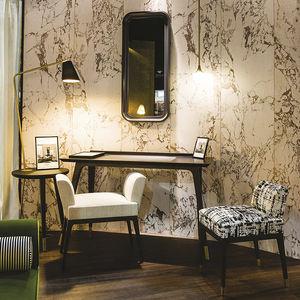 beech desk / contemporary / for hotel