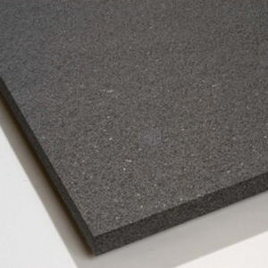thermal insulation / expanded polystyrene / for heated floors / for floors