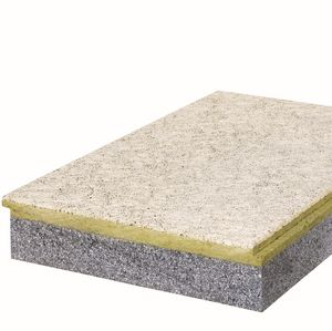 thermal insulation / expanded polystyrene (EPS) / stone wool / wood wool