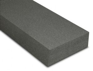 thermal insulation / expanded polystyrene / for exterior insulation finishing systems / panel