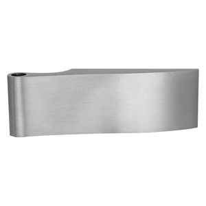 glass door hinge / stainless steel