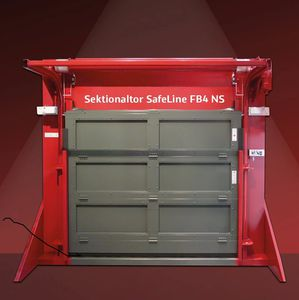 bulletproof industrial doors