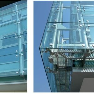 stainless steel fastening system