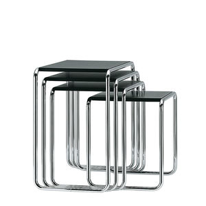 Bauhaus design nesting tables
