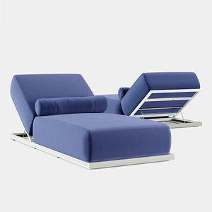 contemporary chaise longue