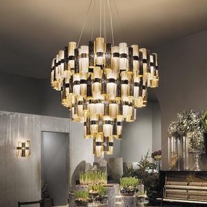 contemporary chandelier / Lentiflex® / Cristalflex® / Goldflex®