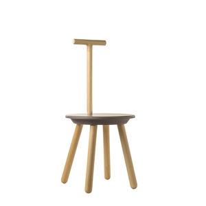 beech shower stool