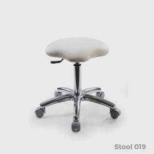 metal task stool