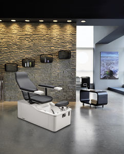 synthetic leather pedicure spa chair