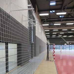 sports facility safety net