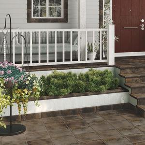 outdoor tile / floor / clinker / square