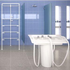 contrast shower