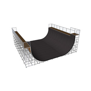 skatepark mini ramp
