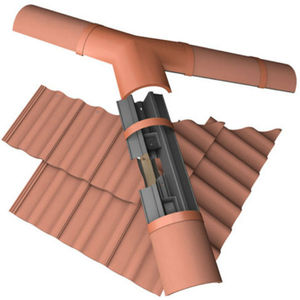 curved roof system