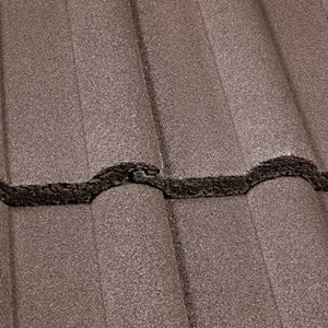 Roman roof tile