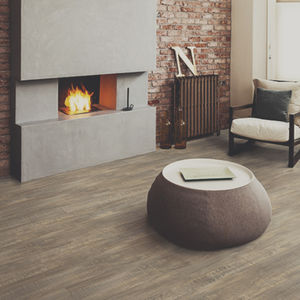 cork flooring / vinyl / floating / residential