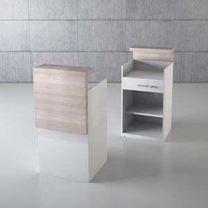 modular cashier counter