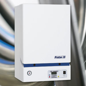 gas boiler / wall-mounted / commercial / condensing