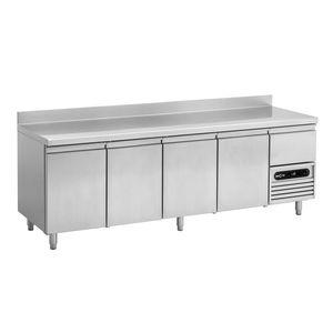 commercial refrigerated counter
