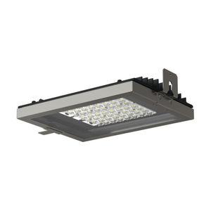 surface mounted light fixture / LED / rectangular / metal
