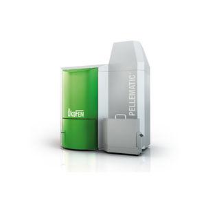 pellet boiler / residential / commercial / condensing