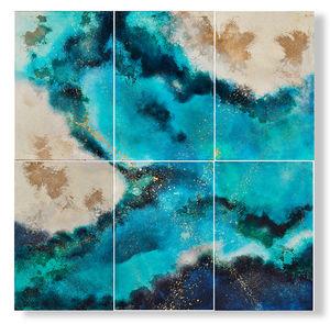 canvas decorative painting