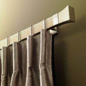 metal curtain rod