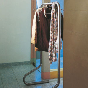 contemporary clothes rack