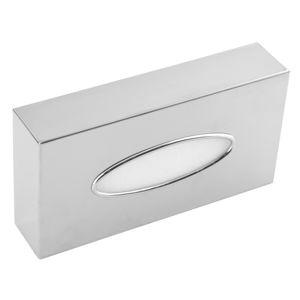 built-in tissue dispenser / stainless steel