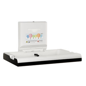 diaper changing station with ionizer