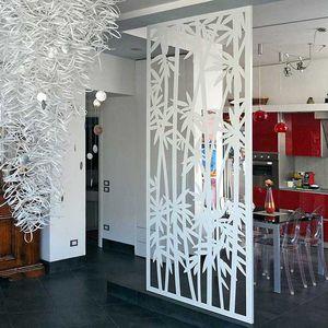 aluminum screen wall