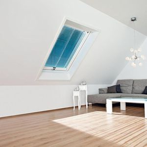 Venetian blinds / aluminum / motorized / sun protection