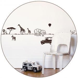 animals wall sticker