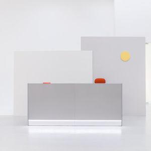 modular reception desk