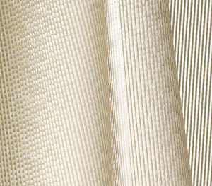 striped sheer curtain fabric / PES / Trevira CS®