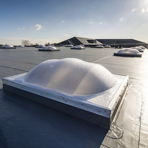 dry roofing rooflight