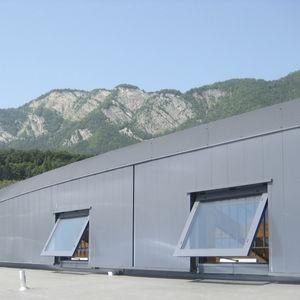 casement roof window