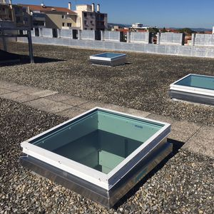 waterproof roofing rooflight