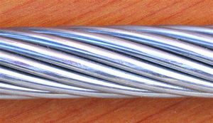 tensile structure steel cable