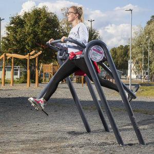 outdoor air walker
