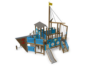 public entity play structure
