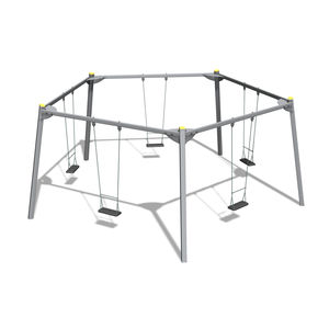 metal swing / multi-person